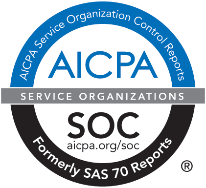 SSAE 16 SOC I Type II Certified