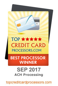 Rankings of the best Credit Card Processing Companies